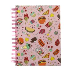 Katy Perry Eat UR Heart Out Notebook