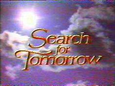 September 3 - The first long-running soap opera, Search for Tomorrow, debuts at p. on the CBS television network Soap Opera Stars, Soap Stars, Tv Soap, Old Shows, Young And The Restless, My Childhood Memories, Old Tv, Classic Tv, Reality Tv