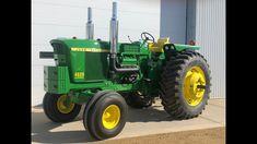 Jd Tractors, John Deere Tractors, John Deere 4520, New Tractor, Antique Trucks, Auction
