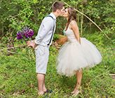 Old Fashion Engagement Session With A Tutu by Alicia Pyne Photography