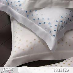 Belletza  Salpica de energía y felicidad tu juego de cama, acompañándolo de estas fundas Belletza. ...