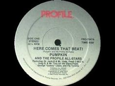 Pumkin and the Allstars - Here Comes That Beat *posted by Hip Hop Fusion