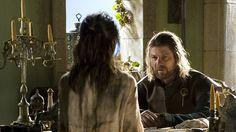Game Of Thrones Arya Ned
