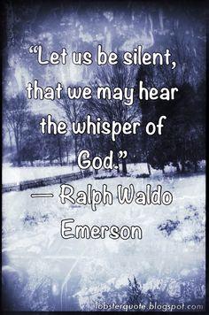 #emerson #quote #god