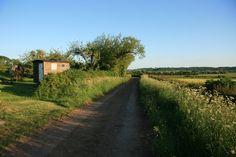 www.gypsycaravanbreaks.co.uk   There's nobody around to disturb you