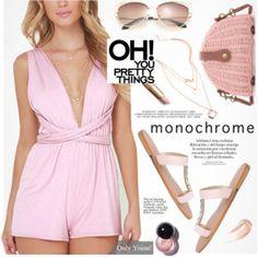 Pink - Yoins