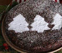 Decadent Chocolate Cake (Dairy, Gluten and Grain Free)