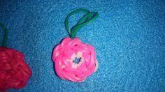 Gomitas flor rosas