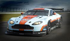 Aston Martin & Racing, what's not to like?