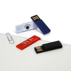 8GB Mini Clip Drive