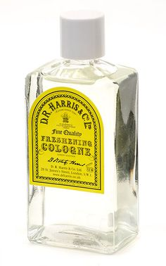Freshening Cologne from D.R. Harris & Co., London
