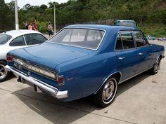 Chevrolet Opala Luxo 3800 1971