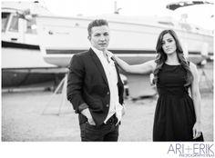 •www.arianderik.com - editorial engagement session• #engagementsession #editorial #wedding #photography #blackandwhite
