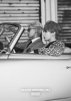 G-Dragon & TOP - MADE Series 'E'