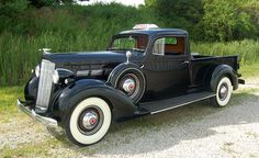 1937 Packard pickup