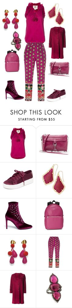 """Womens wear"" by ramakumari ❤ liked on Polyvore featuring Figue, Rebecca Minkoff, Tretorn, Kendra Scott, Giuseppe Zanotti, State, Lizzie Fortunato, Etro, Ermanno Scervino and Bavna"