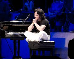 Yanni-LOVE the passion in his music as well as his stage presence and energy!