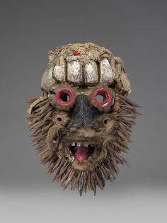 African mask from the Wee culture of Ivory Coast Arte Tribal, Tribal Art, Costume Tribal, Afrique Art, Atelier D Art, African Sculptures, Art Premier, Art Africain, Art Sculpture