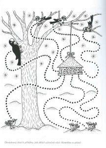 Krmítko a ptáci