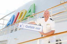 #Cruiseship #Cruiseline #Kreuzfahrt #AIDA #Facebook