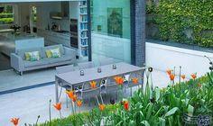 الحديقة الرسمية في أيسليغنتون تُعد الشريك المثالي…: كشف المصمم ديكلان باكلي، أن الحديقة الرسمية في أيسلينغتون، تُعد الشريك المثالي للتمديد…