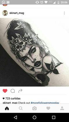 Skull, Tattoos, Prints, Instagram, Tatuajes, Tattoo, Tattoo Illustration, Printmaking, Irezumi
