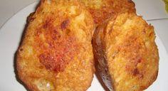 Yumurtalı Ekmek Tarifi | Yemek Tarifleri