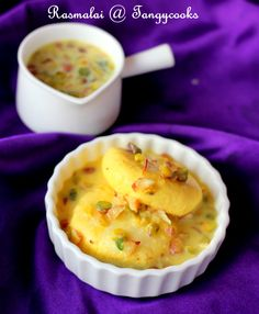 CONCOCTIONS OF A COOKAHOLIC !!!: Ras Malai