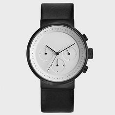 Kiura Watch — стильные наручные часы с хронографом