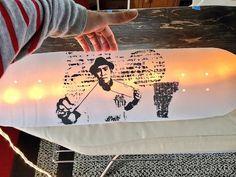 @cirocapri84  A translucent porcelain skateboard!