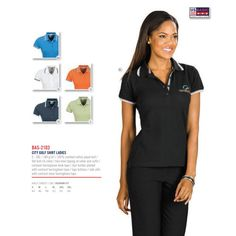 Creative Brands are Leaders in Branding of Gifts, Clothing & Marketing Merchandise. Marketing Merchandise, City Golf, Golf Shirts, Shirt Outfit, Lady, Clothes, Outfits, Clothing, Funny Golf Shirts