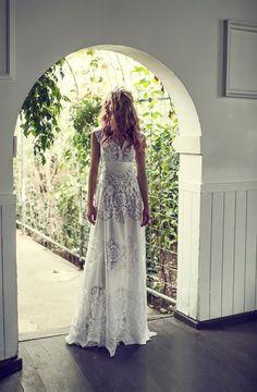 Meital Zano Hareli 2015 Bridal Collection