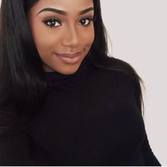 Pre Plucked 360 Lace Wigs Peruvian Straight 360 Lace Virgin Hair Wigs 180 Density Full Lace Human Wigs For Black Women Flawless Face, Flawless Makeup, Skin Makeup, Beauty Makeup, Hair Beauty, Beauty Skin, Natural Beauty Tips, Natural Hair Styles, Natural Makeup