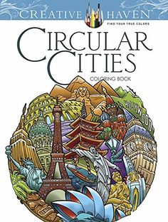 Creative Haven Circular Cities Coloring Book (working title) (Adult Coloring) by David Bodo http://www.amazon.com/dp/0486809021/ref=cm_sw_r_pi_dp_sbbbxb045JA37