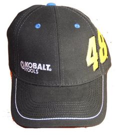 Jimmie Johnson Hat Nascar Product by Motorsport Authentics. $9.99. Officially licensed nascar product jimmie johnson 48 2011 nascar racing cap brand new never worn 100 authentic product includes all tags from manufacturer top quality one size fits all velcro back brand new never used mint condition