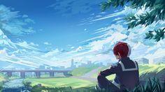 Todoroki Shouto || Boku no Hero Academia