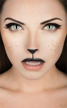 Check out these 11 Best Animal Makeup Ideas for a little inspiration.