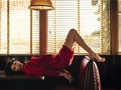 Bella Hadid by Sam Taylor-Johnson
