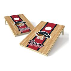 Wild Sports NCAA Hardwood 2x3 Shield Game - TTPC-DALB-4
