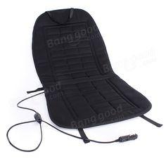 12V Car Front Seat Hot Heated Pad Cushion Winter Warmer Cover Sale - Banggood.com