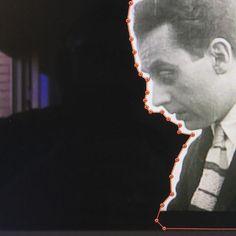 work in progress @gastmans #bruitenimages cinema avant-garde