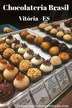 Conheça a Chocolateria Brasil, em Vitória no Espírito Santo