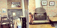 DIY Letterpressing | Engaged & Inspired