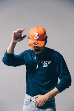 """There's also a class of shirt because, yeah, that's when Barry went to Harvard. Say """"Thanks, Obama"""" With A Bunch Of Thank You Obama Tee Shirts Chance The Rapper Wallpaper, Chance The Rapper Quotes, Mode Hip Hop, Hip Hop Fashion, Men's Fashion, Thing 1, Black Boys, Black Men, Orange Is The New Black"""