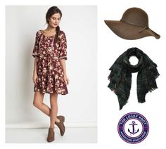"""Dreaming of Fall..."" by theluckyknot ❤ liked on Polyvore featuring Southern Tide"