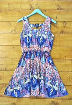 Ohmygod I want this: Endless Summer Dress at OurChoix.com, Boho Clothing, Vintage Style Clothing, Artisan Jewelry