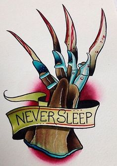 follow along ∘ AmericanBelleKel . nightmare on elm street