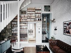 Best of Living Rooms - Gravity Home Scandi Home, Scandinavian Home, Murs Turquoise, Vintage Apartment, Sweet Home, Turbulence Deco, Gravity Home, Elderly Home, Swedish House