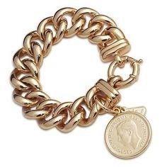 VON TRESKOW VTB333 big mama bolt bracelet | Duo Jewellery