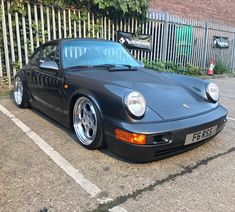 Porsche 964 in slate grey #rajsangha964 #caraudiosecurity